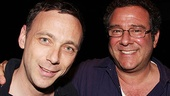 <i>Rent</I> Meet and Greet -  Larry Keigwin – Michael Greif
