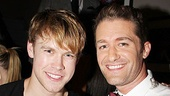 Glee player Chord Overstreet (Sam) is also on hand to support Matthew Morrison.