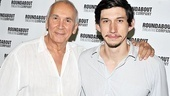 <i>Man and Boy</I> meet and greet – Frank Langella – Adam Driver