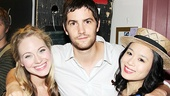 Jim Sturgess  Kristen Martin - Jim Sturgess - T.V. Carpio