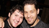 Opening night of <i>Rent</i> - Brian Charles Johnson  - Ben Thompson