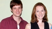 Michael Esper and Kate Jennings Grant play siblings in The Lyons.