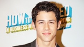 Nick Jonas How to Succeed Announcement  Nick Jonas
