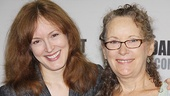 Dee Nelson and Lizbeth Mackay can't wait to get this new play on its feet. 