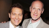 &lt;i&gt;Follies&lt;/i&gt; opening night  Michael Feinstein  Neil Meron 