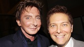 &lt;i&gt;Follies&lt;/i&gt; opening night - Barry Manilow  Michael Feinstein 