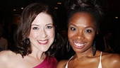 &lt;i&gt;Follies&lt;/i&gt; opening night  Leah Horowitz  Erin N. Moore  