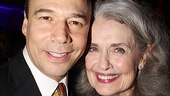 &lt;i&gt;Follies&lt;/i&gt; opening night  Danny Burstein  Mary Beth Peil 