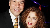 <i>Follies</i> opening night – Danny Burstein – Bernadette Peters
