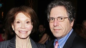 <i>Follies</i> opening night – Mary Tyler Moore – Robert Levine