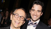 &lt;i&gt;Follies&lt;/i&gt; opening night  Joel Grey  Colin Donnell 