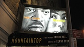 First Preview of &lt;i&gt;The Mountaintop&lt;/I&gt; - Jacobs Theatre