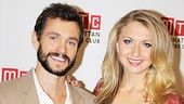 Venus in Fur meet and greet  Nina Arianda  Hugh Dancy