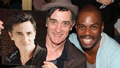 Flea Market 2011  Roger Rees- Colman Domingo