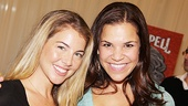 Godspell meet - Morgan James - Lindsay Mendez