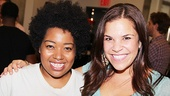 Godspell meet - Celisse Henderson - Lindsay Mendez