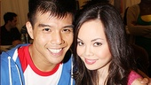 Godspell meet - Telly Leung - Anna Maria Perez de Tagle