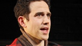 Santino Fontana and Charles Socarides  in Sons of the Prophet.
