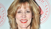 Dreams of Flying Dreams of Falling leading lady Christine Lahti, who plays wealthy wife Sandra Cabot, is all smiles on opening night.
