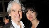Sam Waterston, whos prepping for the Publics production of King Lear, is on hand to support his daughter, Dreams of Flying Dreams of Fallings Katherine Waterston.