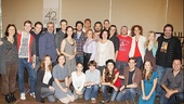 <i>Bonnie & Clyde</i> meet and greet – The cast of <i>Bonnie & Clyde</i>