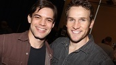 &lt;i&gt;Bonnie &amp; Clyde&lt;/i&gt; meet and greet  Jeremy Jordan  Claybourne Elder