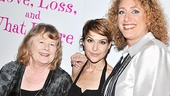 Love Loss anniverary - Shirley Knight - Ashley Austin Morris - Judy Gold