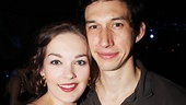 &lt;i&gt;Man and Boy&lt;/i&gt; opening  Virginia Kull  Adam Driver 