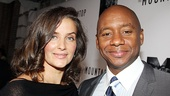Mountaintop opens  Nicole wife  Branford Marsalis