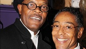 Mountaintop opens - Samuel L. Jackson - Giancarlo Esposito