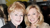 Follies showstopper Elaine Paige is delighted to meet this American icon.