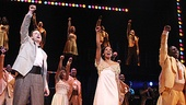 Memphis national tour launch  cast perform