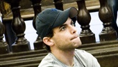 &lt;i&gt;Bonnie &amp; Clyde&lt;/i&gt; Rehearsal - Jeremy Jordan  Laura Osnes  Steve Rankin 