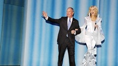 Mamma Mia Tenth Anniversary  Lisa Brescia  Michael Bloomberg