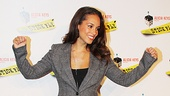 <i>Stick Fly</i> Meet and Greet – Alicia Keys