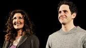 &lt;i&gt;Sons of the Prophet&lt;/i&gt; Opening Night  Joanna Gleason  Santino Fontana