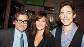 &lt;i&gt;Relatively Speaking&lt;/i&gt; Opening Night -  Griffin Dunne  Gina Gershon  Tom Cavanagh 