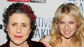 <i>Relatively Speaking</i> Opening Night -  Julie Kavner – Ari Graynor