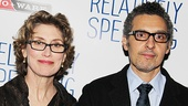 <i>Relatively Speaking</i> Opening Night -  Katherine Borowitz – John Turturro