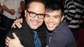 Godspell reunion – Eliseo Roman – Telly Leung