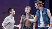 Show Photos - West Side Story national tour - Casey Garvin - Alexandra Frohlinger - Nathan Keen - Jon Drake