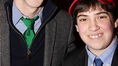 Godspell opens – Noah Weisberg – Adam Riegler