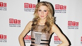 Venus in Fur Broadway Opening Night  Nina Arianda