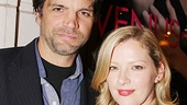 Venus in Fur Broadway Opening Night  Kip Williams  Gretchen Mol