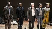 John Douglas Thompson, Seth Gilliam, Michael McKean, Arian Moayed and Bill Irwin are all delivering powerhouse performances in this inimitable drama.