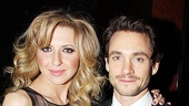Venus in Fur Broadway Opening Night  Nina Arianda  Hugh Dancy