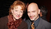 Venus in Fur Broadway Opening Night  Becky Ann Baker  Michael Cerveris
