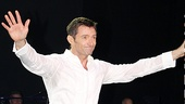 Hugh Opens  Hugh Jackman