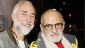 Standing opening  Larry Kramer  David Webster
