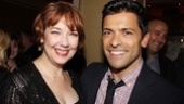 Tony winner Harriet Harris plays the overbearing mother of Mark Consuelos in Paul Rudnicks My Husband.